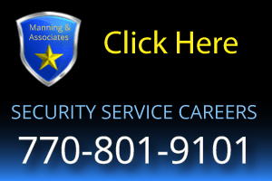 Security Service Careers at Manning & Associates